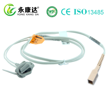 Specialized Factory of Neonate Silicone Wrap Spo2 Sensor