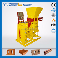 brava plus common clay bricks extruder