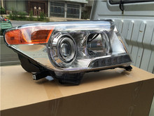 FJ200 land cruiser 2012 HEAD LAMP OEM 81170-60c50
