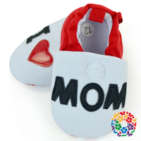 Wholesale Baby Patchwork Moccasins Shoes Fancy Casual Shoes Funny Baby Shoes