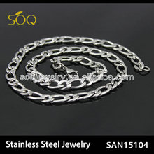stainless steel welded twisted link chain