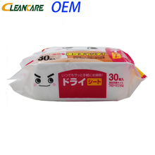 Disposable Multipurpose Nonwoven Kitchen Cleaning Wipes