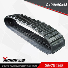 Agriculture Machinery Parts rubber track for combine harvester C300x90;KB400X90; KB450X90; YB500X90; 550X90;600x90