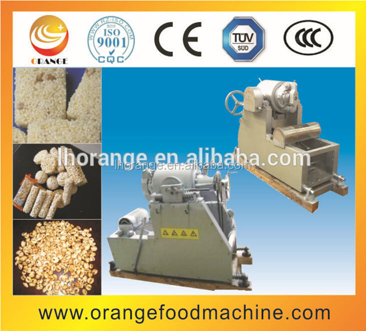 Hot-selling Grain Puffing Machine /wheat puffing machine for sale