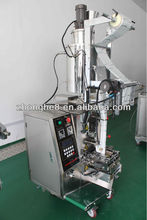 Automatic sachet Paste sauce cream lotion Packing Machine
