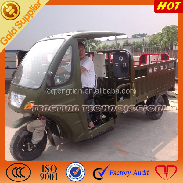2015 new Chongqing China tri-truck for cargo