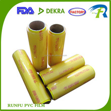 pvc cling film for food