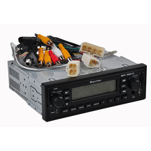 HD Player LCD Screen Car Cassette Player with USB