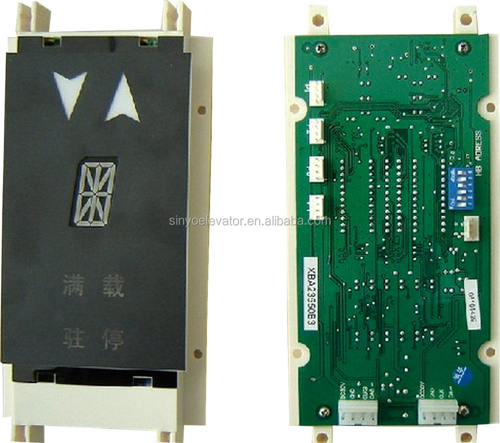 Display Board For Elevator FBA23600V1
