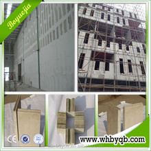China quick build steel prefabricated pre made prefab eps cement wall houses