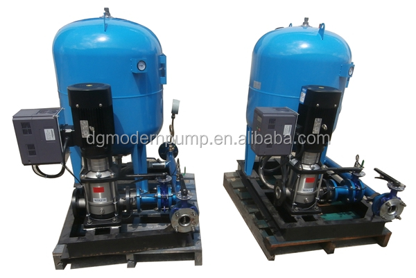 MBPS series constant pressure building water supply system