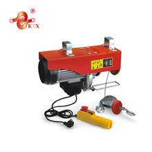 100kg-1000kg 220v PA portable Mini electric wire rope hoist