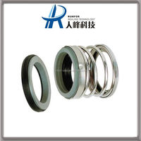 Water ceramic double mechanical seal for ksb pump