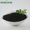 Improve the structure of soil black granule agro products, potassium humate granule from natural leonardite for agro
