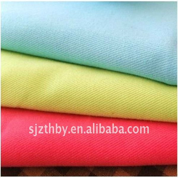 china supplier 75 cotton 25 linen fabric