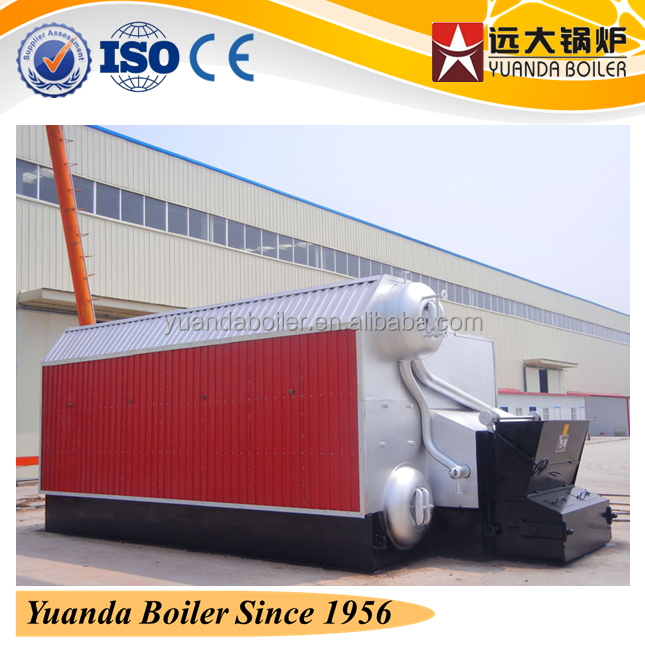 automatic 2-8tph coal boilers chain grate stoker from China for sale