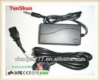 43.8v2a lifepo4 battery charger for 36v lifepo4 battery pack