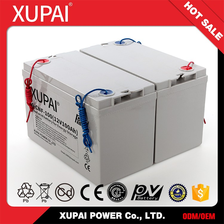 Factory Directmaintenance free storage 12v battery