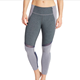 2018 hot selling gym pants wear ladies sports mesh insert polyester spandex yoga leggings