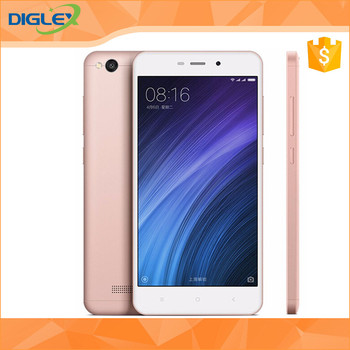 Wholesale Xiaomi redmi 4A Qualcomm Snapdragon 625 Octa Core 2.0GHz RAM 3GB/ROM 32GB 1920x1080 pixels 4000mAh battery smartphone
