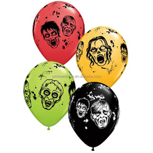 Balloon Factory Wholesale <strong>12</strong> Inches Printing Logo Balloons Halloween Decoration Latex Balloon