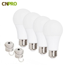 5W 7W 9W 12W Plastic Coated Aluminum Rechargeable Emergency LED Bulb Light E27 Smart Bulb