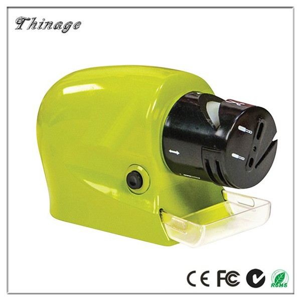 Best Prices As Seen On TV Kitchen Tool Multifunction Electric Knife Sharpener