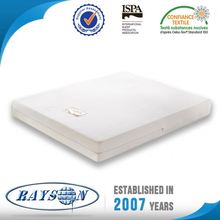 Top Quality Slow Rebound Mattresses Memory Foam Mattress Roll Up Packing
