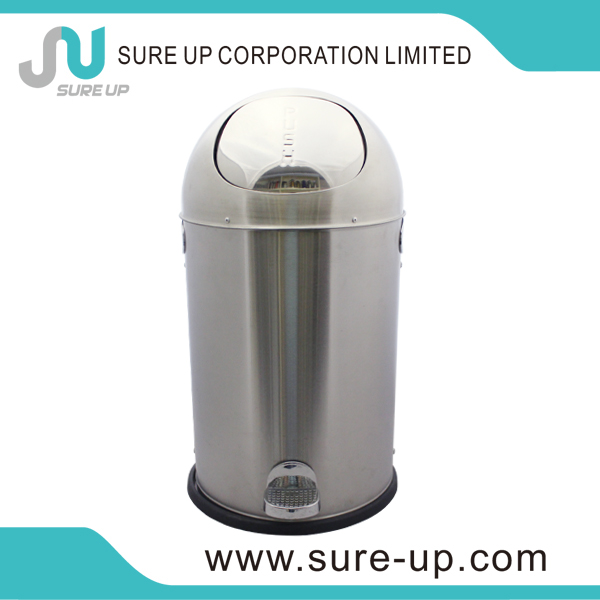 2014 new produc fireproof dustbin (DMUQ)