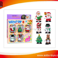 Wholesale Wind Up Cheap Santa Claus
