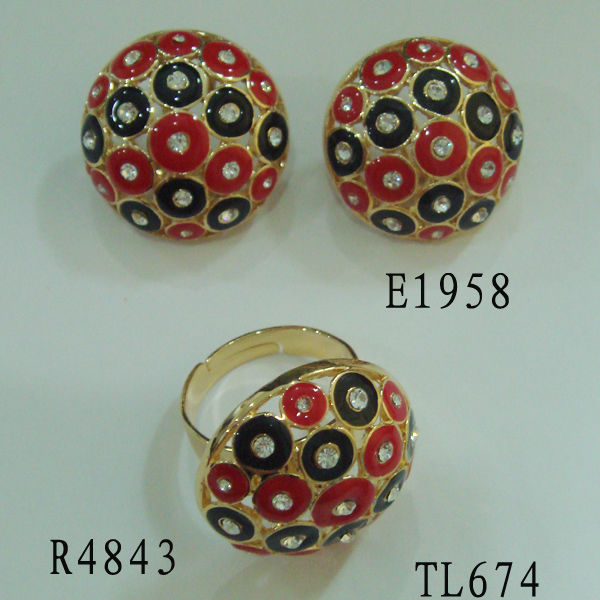 TL674 Fashion indian antique jewellery