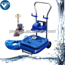 swimming pool automatic vacuum cleaner robot cleaning equipment