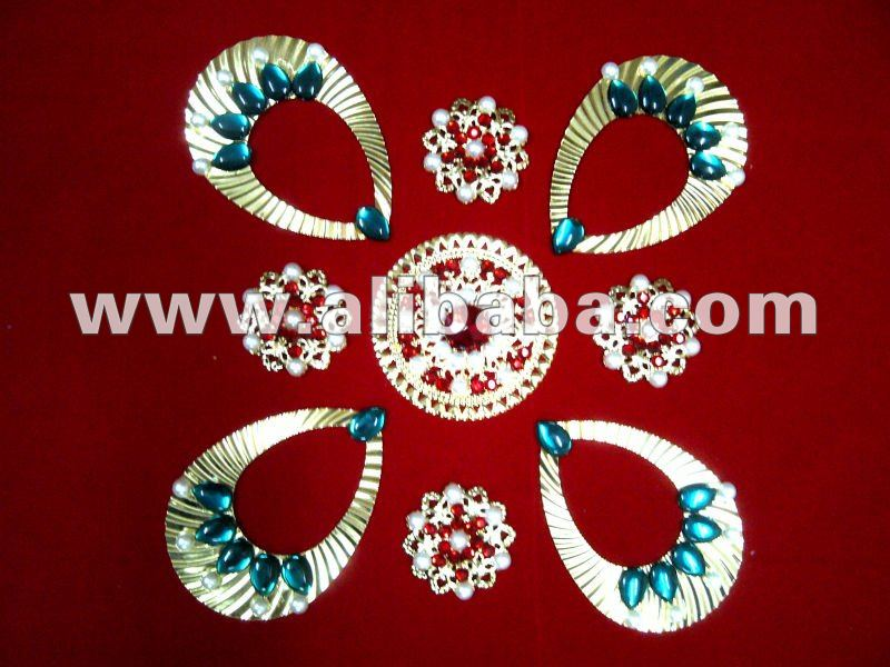diwali decoration water floating rangoli manufacturers india