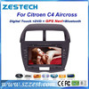 ZESTECH car dvd player for Citroen C4 AIRCROSS with gps navigation system