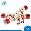 2016 factory price high quality custom christmas crackers uk