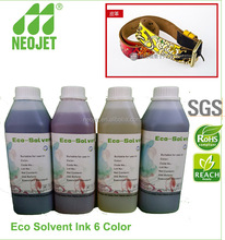 special eco solvent ink for dx5 printhead eco-solvent price leather printing solution