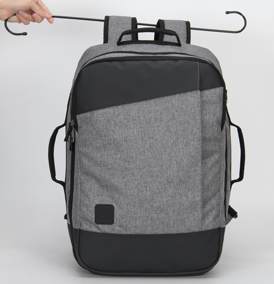 New Fashion Design Stylish Waterproof Laptop Bag Lightweight Business Notebook Organizer Bag Men Computer Bag for Travel