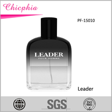 Chicphia 100ml Leader fragrance hot designer perfume /car crystal perfume bottle packing