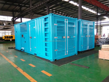 CE approved Water cooled container soundproof generator with best price