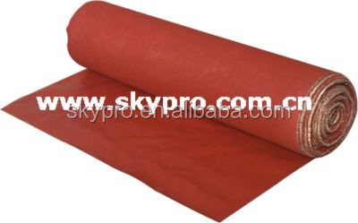 Acid Resistant Hypalon Neoprene Rubber Sheet Glossy High
