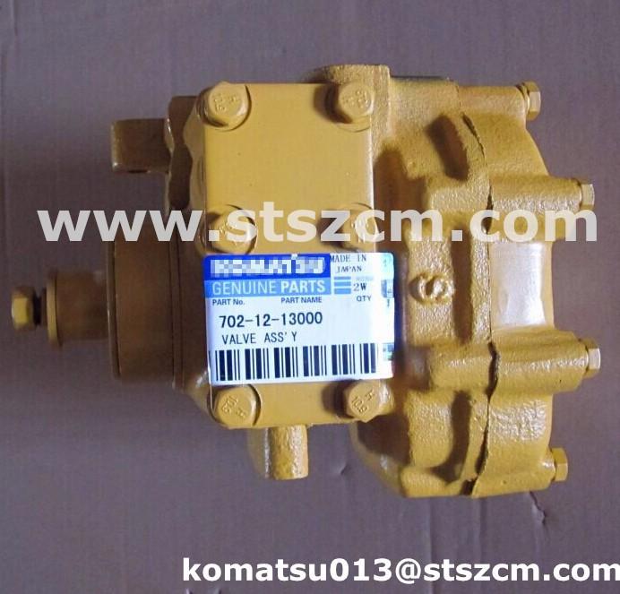 702-12-13000 702-12-13001 D155a-1valve Assy Transmission Parts ...
