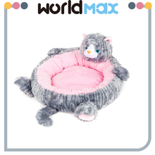 New Products Animal Mat Washable Elevated Pet Bed Plush Cat Kennel/Mat