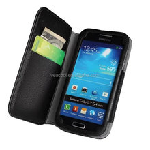 Book Wallet PU Leather Case for Samsung Galaxy s4 mini i9190 Case