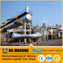 High Yield Modular Refinery Petroleum Distillation For Crude Petroleum Oil Refineries And Petroleum Crude Oil Refinery Machine