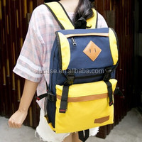 New lovely girl picture school bags