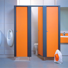 Brikley phenolic resin compact laminate hpl toilet cubicle partition