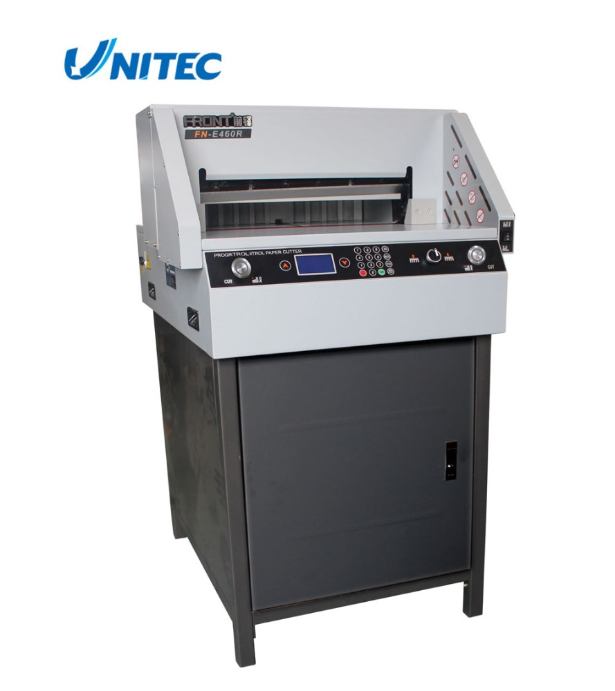 2017 New factory price electric programmable-control paper cutter