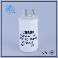Motor Run Capacitor Good Quality CBB60