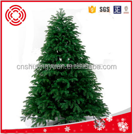 210cm artificial big Christmas tree