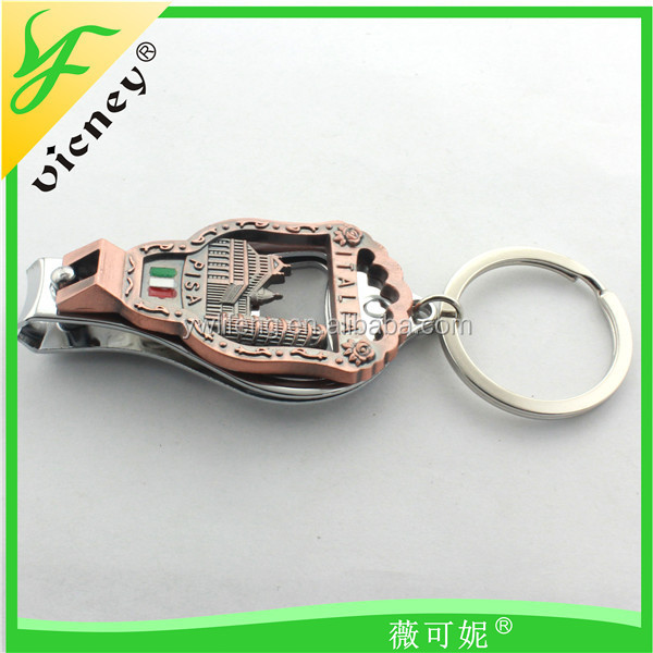 Promotion Items Cheap Cutom Metal Nail Clipper